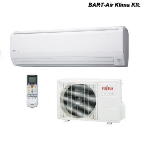 Fujitsu ASYG30LFCA/AOYG30LFT Inverteres klíma