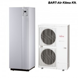 Fujitsu Waterstage HPDUO11/3F WGYK160DG9/WOYK112LCTA hőszivattyú