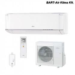 Fujitsu ASYG12KXCA/AOYG12KXCA Inverteres klíma